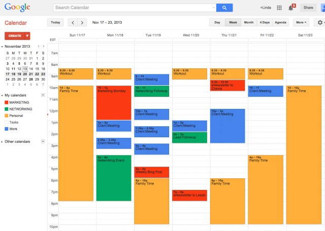 diary management and appointment booking